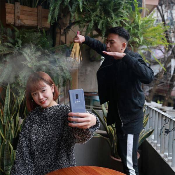"""su that khong tuong dang sau nhung buc anh """"song ao"""" lung linh tren mang - 4"""