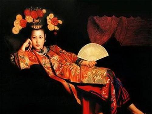 Những mỹ nữ bạo gan cắm sừng Quốc vương: Dương Quý Phi và mối tình ngang trái với con trai nuôi - Ảnh 1.