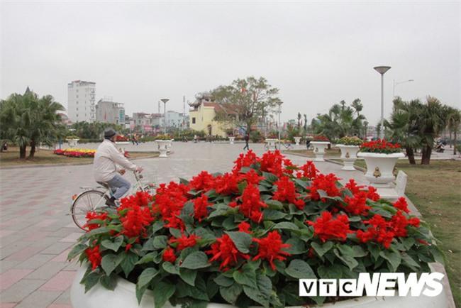 Cận cảnh công viên đẹp nhất Hải Phòng chưa hoàn thành bị cho là sai phạm - Ảnh 10.