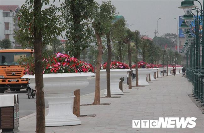 Cận cảnh công viên đẹp nhất Hải Phòng chưa hoàn thành bị cho là sai phạm - Ảnh 4.