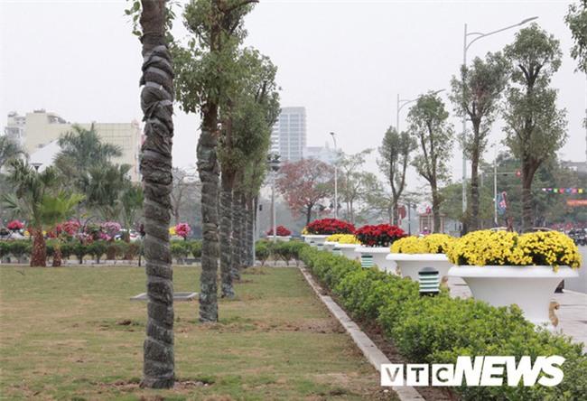 Cận cảnh công viên đẹp nhất Hải Phòng chưa hoàn thành bị cho là sai phạm - Ảnh 7.