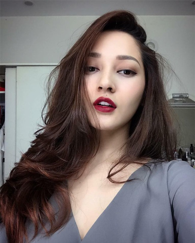 Đổi vận đầu năm, nhiều người đẹp Việt chọn cách thay đổi kiểu tóc - Ảnh 1.