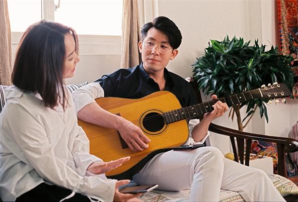 Rời Vì yêu mà đến cặp đôi Gia Linh - Hoàng Phi liên tục tung hình ảnh tình cảm-3