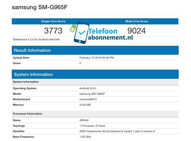 Chan dung Galaxy S9 truoc gio ra mat hinh anh 3