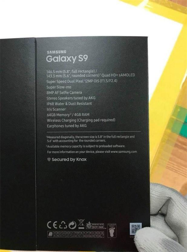 Chan dung Galaxy S9 truoc gio ra mat hinh anh 4