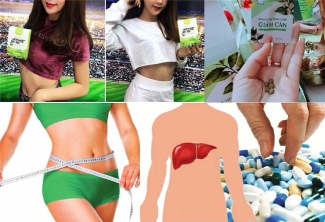 Mua - bán thuốc giảm cân online: Người tiêu dùng đang đùa với tử thần?-1