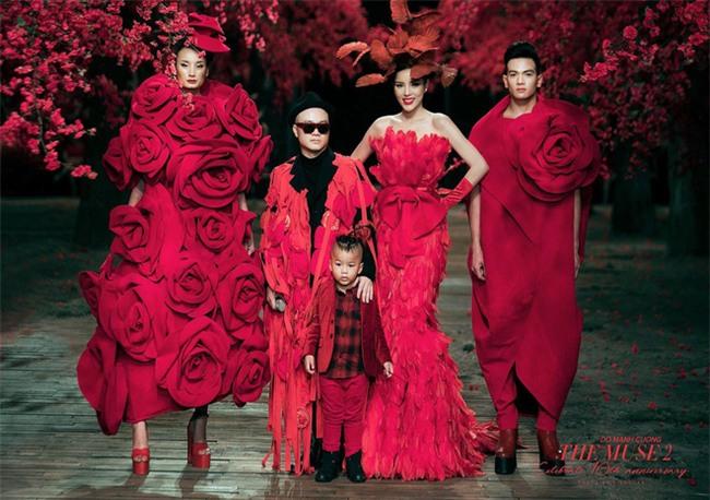 Hành trình từ hoa hậu bị chê bai, chỉ trích tới biểu tượng thời trang của Kỳ Duyên - Ảnh 7.