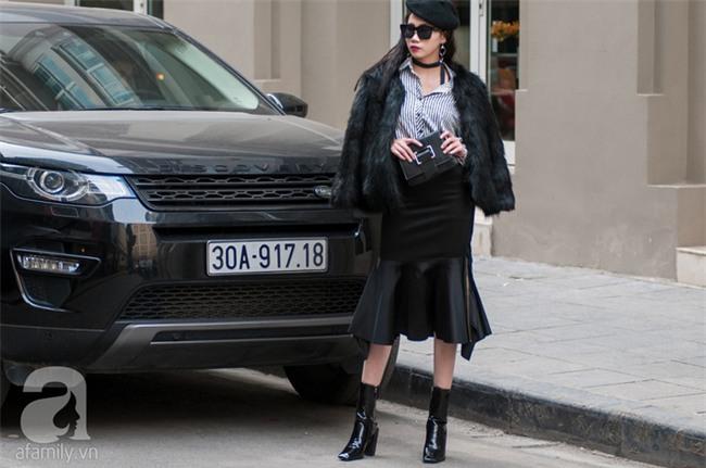 Diện blazer đẹp như các quý cô miền Bắc trong street style những ngày cuối tháng 2 - Ảnh 10.