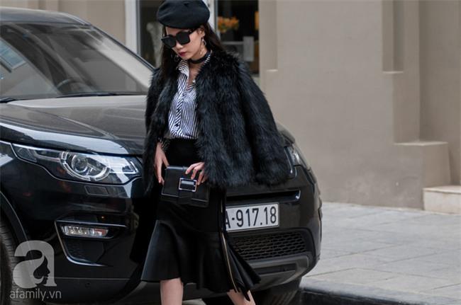 Diện blazer đẹp như các quý cô miền Bắc trong street style những ngày cuối tháng 2 - Ảnh 11.