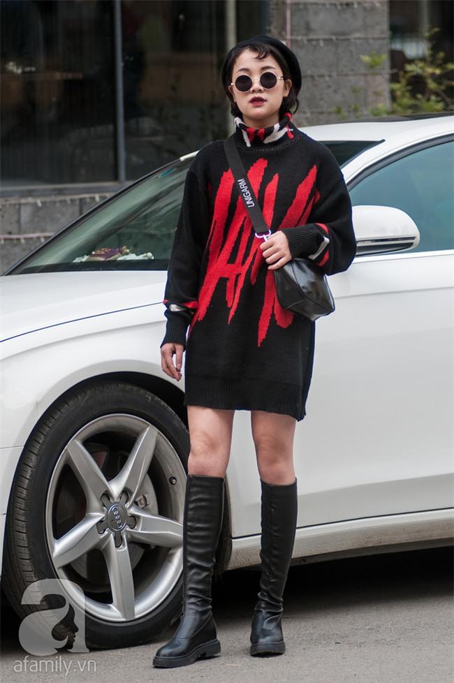 Diện blazer đẹp như các quý cô miền Bắc trong street style những ngày cuối tháng 2 - Ảnh 18.