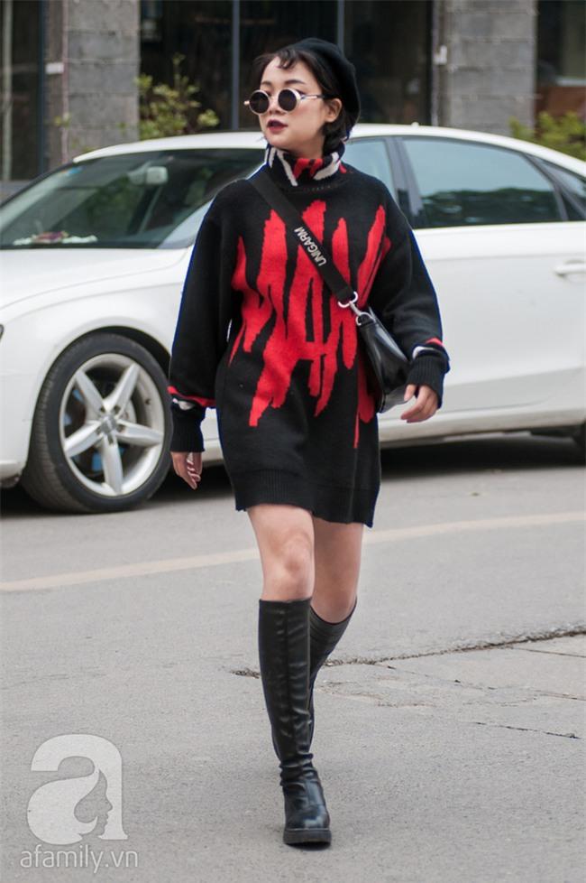 Diện blazer đẹp như các quý cô miền Bắc trong street style những ngày cuối tháng 2 - Ảnh 20.