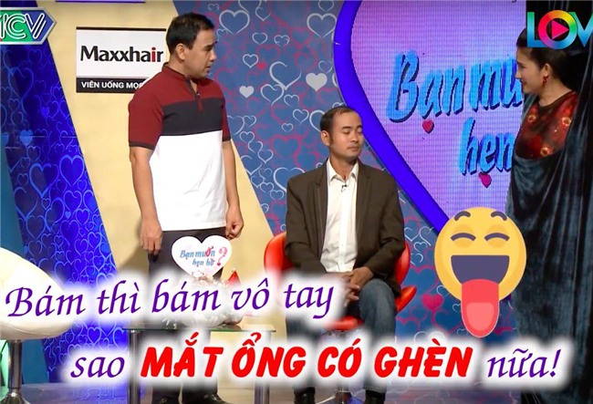 """ban muon hen ho: chang trai bi che o do, vua gap ban gai da doi """"de 4 dua"""" - 4"""