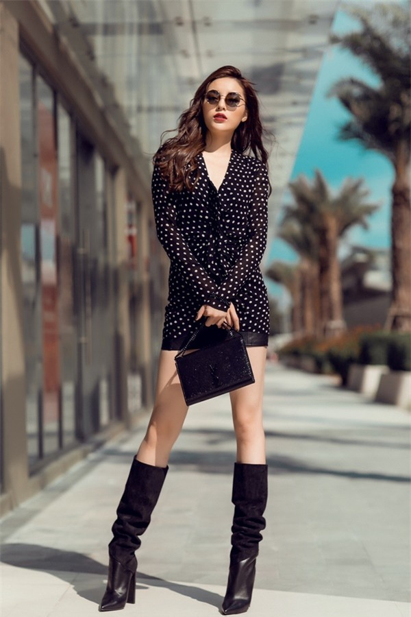 Hoa hậu Kỳ Duyên: fashion icon 9X nổi bật nhất showbiz hiện nay-3