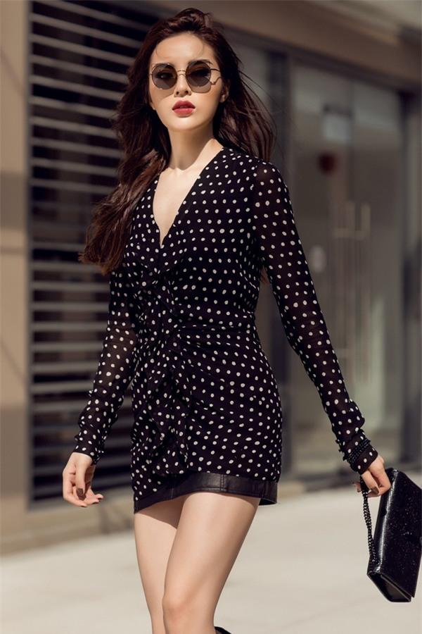 Hoa hậu Kỳ Duyên: fashion icon 9X nổi bật nhất showbiz hiện nay-4