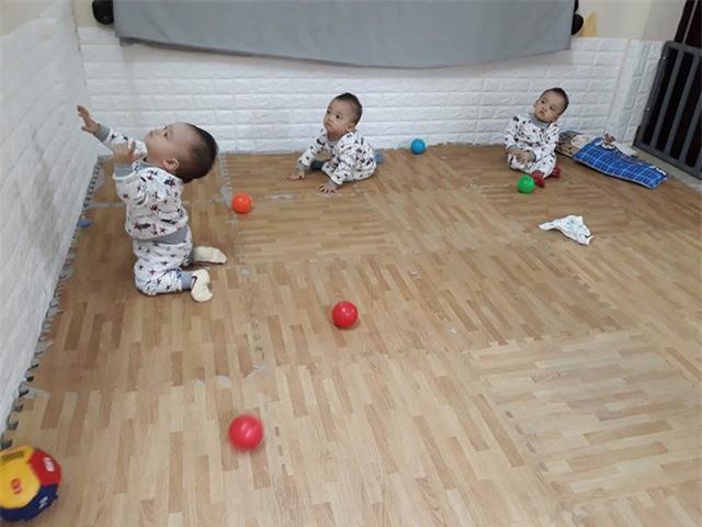 3 bé trai sinh cùng trứng 200 triệu ca mới có 1 trên thế giới bây giờ thế nào? - Ảnh 4.