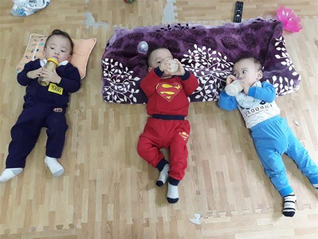 3 bé trai sinh cùng trứng 200 triệu ca mới có 1 trên thế giới bây giờ thế nào? - Ảnh 5.