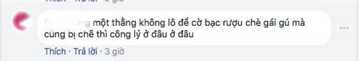 """khong ruou che co bac gai gu, nam thanh nien bi ca nha ban gai che """"nhu dan ba"""" - 3"""