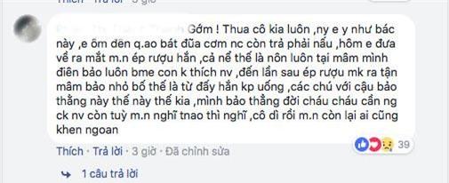 """khong ruou che co bac gai gu, nam thanh nien bi ca nha ban gai che """"nhu dan ba"""" - 5"""