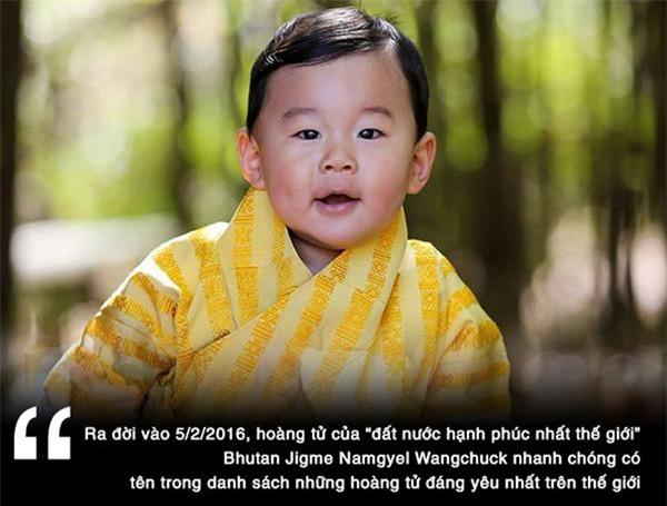 cach day con trai dac biet cua quoc vuong bhutan - vua cua dat nuoc hanh phuc nhat the gioi - 4