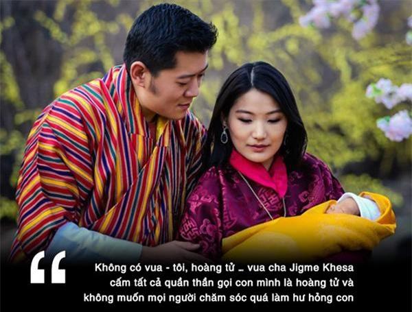 cach day con trai dac biet cua quoc vuong bhutan - vua cua dat nuoc hanh phuc nhat the gioi - 8
