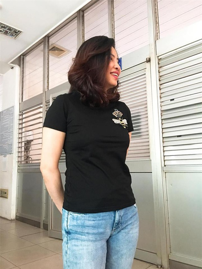 Mỗi lần xuất hiện, mẹ ruột Phạm Hương đều khiến công chúng chú ý - Ảnh 5.
