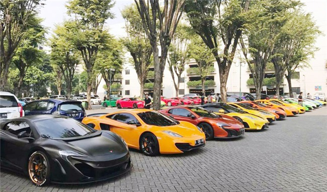 siêu xe,xe sang,đại gia Việt