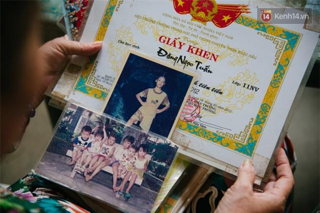 Về thăm ngôi nhà xuống cấp của gia đình thủ môn U23 Việt Nam: Mẹ ung thư, cha mất khả năng lao động - Ảnh 10.