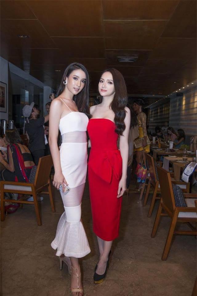 Để ý mới thấy, phong cách lẫn nhan sắc của Hương Giang và Yoshi Rinrada có phần na ná nhau-2