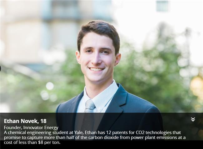 Soái ca nước nhà người ta: 18 tuổi tốt nghiệp xuất sắc ĐH Yale - Mỹ, sở hữu 20 bằng sáng chế công nghệ - Ảnh 1.
