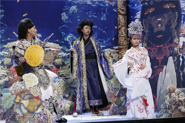 Tố cáo Hải Triều nữ tính, Trấn Thành bị gậy ông đập lưng ông ngay trên sóng Ơn giời-3