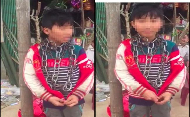 Người chú xích cổ cháu ở Thanh Hoá xin được xử nhẹ - Ảnh 1.