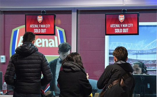 Những điều bạn có thể bỏ lỡ trận Arsenal - Man City - Ảnh 3.