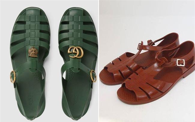 Dép rọ 11 triệu của Gucci thực sự đã có người mua, đó chính là Cô giáo Khánh - Ảnh 1.