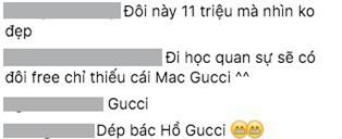 Dép rọ 11 triệu của Gucci thực sự đã có người mua, đó chính là Cô giáo Khánh - Ảnh 3.