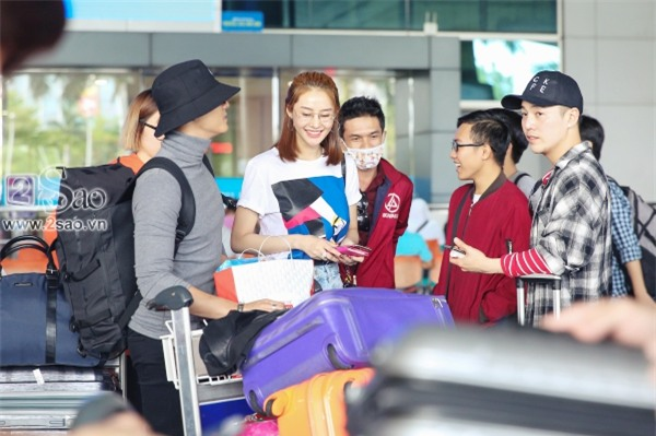 Từ Hàn trở về, Linh Chi mua búp bê tặng con gái của Lâm Vinh Hải-4