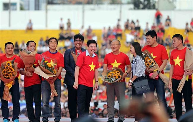 U23 Việt Nam,Park Hang Seo