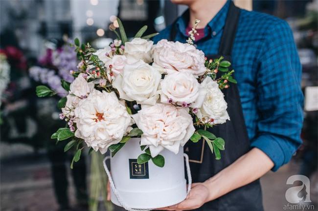 7 shop hoa tươi Hà Nội đắt xắt ra miếng, cực có gout cho dịp 8/3 - Ảnh 10.