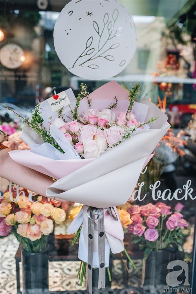 7 shop hoa tươi Hà Nội đắt xắt ra miếng, cực có gout cho dịp 8/3 - Ảnh 16.
