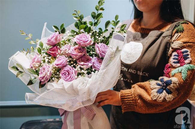 7 shop hoa tươi Hà Nội đắt xắt ra miếng, cực có gout cho dịp 8/3 - Ảnh 18.