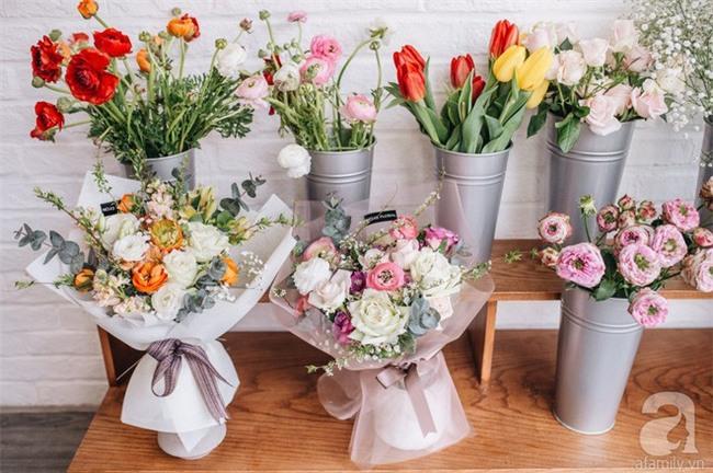 7 shop hoa tươi Hà Nội đắt xắt ra miếng, cực có gout cho dịp 8/3 - Ảnh 23.