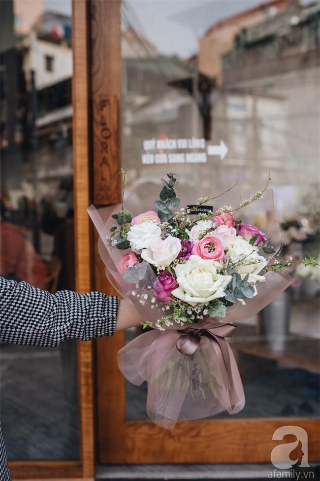 7 shop hoa tươi Hà Nội đắt xắt ra miếng, cực có gout cho dịp 8/3 - Ảnh 25.