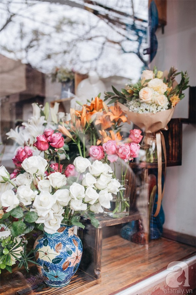 7 shop hoa tươi Hà Nội đắt xắt ra miếng, cực có gout cho dịp 8/3 - Ảnh 27.