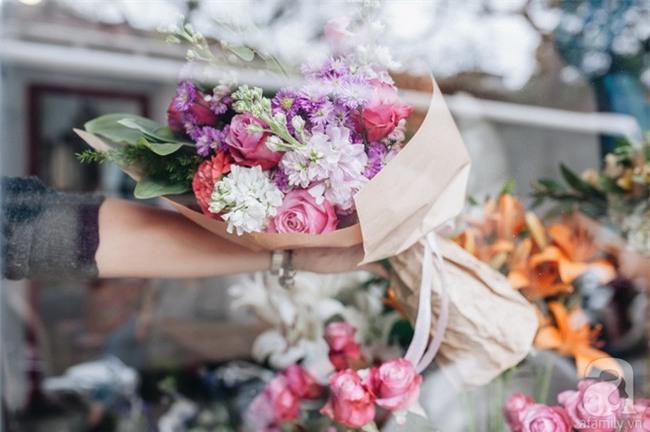7 shop hoa tươi Hà Nội đắt xắt ra miếng, cực có gout cho dịp 8/3 - Ảnh 29.
