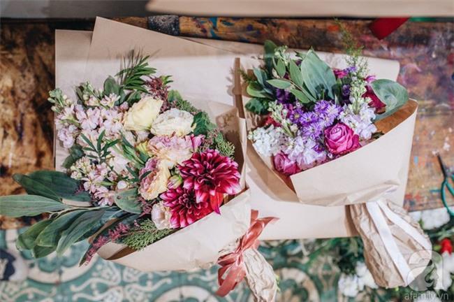 7 shop hoa tươi Hà Nội đắt xắt ra miếng, cực có gout cho dịp 8/3 - Ảnh 30.
