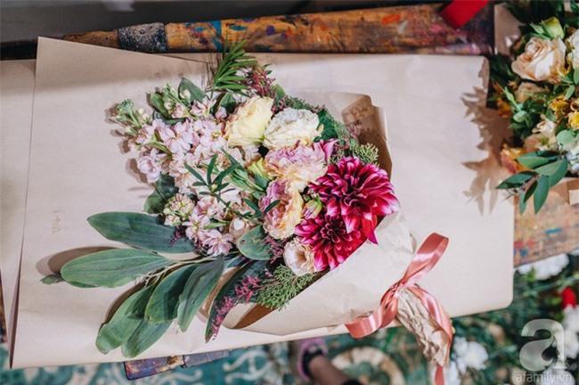 7 shop hoa tươi Hà Nội đắt xắt ra miếng, cực có gout cho dịp 8/3 - Ảnh 31.