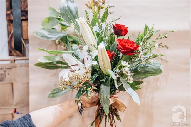 7 shop hoa tươi Hà Nội đắt xắt ra miếng, cực có gout cho dịp 8/3 - Ảnh 33.
