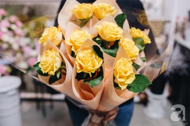 7 shop hoa tươi Hà Nội đắt xắt ra miếng, cực có gout cho dịp 8/3 - Ảnh 38.