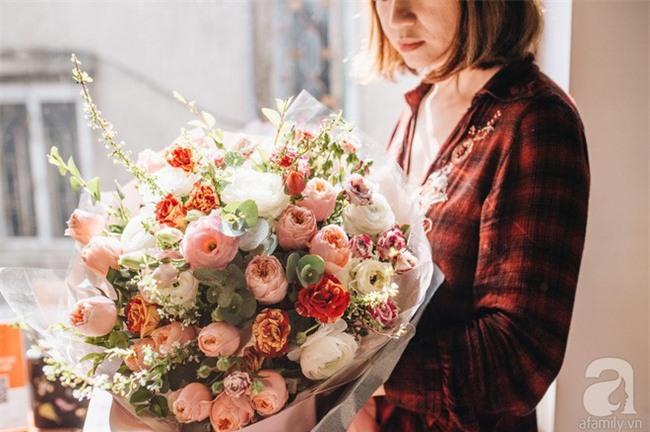 7 shop hoa tươi Hà Nội đắt xắt ra miếng, cực có gout cho dịp 8/3 - Ảnh 39.