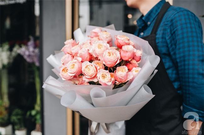 7 shop hoa tươi Hà Nội đắt xắt ra miếng, cực có gout cho dịp 8/3 - Ảnh 9.