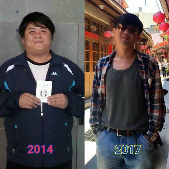 Tăng 15kg sau 4 năm có bạn gái, chàng trai từ mỹ nam bỗng thành ông chú bụng phệ - Ảnh 4.